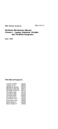 IBM-2806-Manual-Page-1-Picture