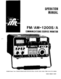 IFR-5360-Manual-Page-1-Picture