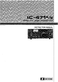 Icom-7460-Manual-Page-1-Picture