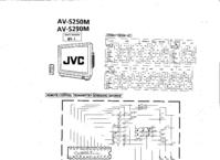 Schaltplan JVC AV-S290M