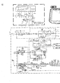 Cirquit Diagram JVC AV-28F1EG