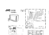 Schaltplan JVC C-21ZE