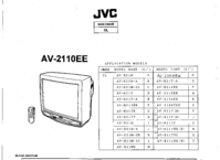Схема Cirquit JVC AV-2110E