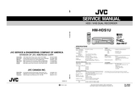 Service Manual JVC HM-HDS1U