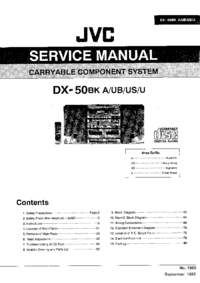 JVC-277-Manual-Page-1-Picture