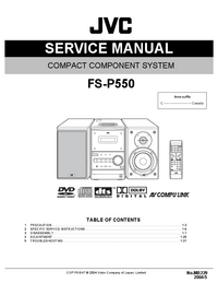 JVC-279-Manual-Page-1-Picture