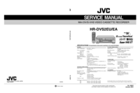 Service Manual JVC HR-DVS2EU/EA