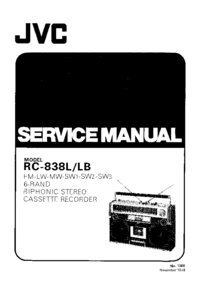 JVC-5460-Manual-Page-1-Picture