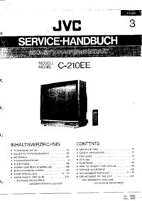 Instrukcja serwisowa JVC C-210EE