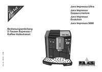 User Manual Jura Evolution