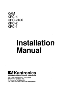 Kantronics-5512-Manual-Page-1-Picture