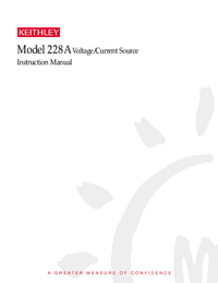 Keithley-11236-Manual-Page-1-Picture