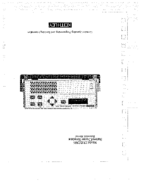 User Manual Keithley 2302