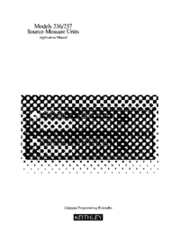 Keithley-3528-Manual-Page-1-Picture