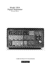 Keithley-5547-Manual-Page-1-Picture