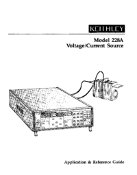 Keithley-5613-Manual-Page-1-Picture