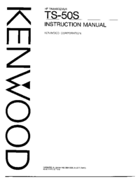 Kenwood-10794-Manual-Page-1-Picture