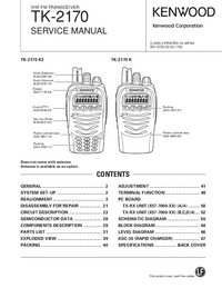 Kenwood-8263-Manual-Page-1-Picture