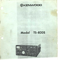Kenwood-8367-Manual-Page-1-Picture
