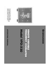 Kenwood-8370-Manual-Page-1-Picture