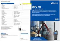 Datasheet Kirisun DP770
