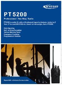 Scheda tecnica Kirisun PT5200