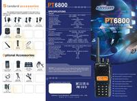 Datenblatt Kirisun PT6800