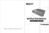 Instrukcja obsługi Kirisun PT8000