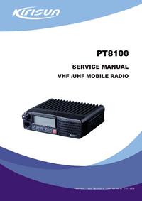 Manuale di servizio Kirisun PT8100