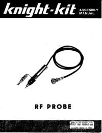 User Manual Knight RF-Probe