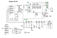 Cirquit Diagram Knight TR-106