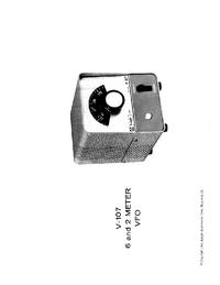 Manuale d'uso Knight V-107