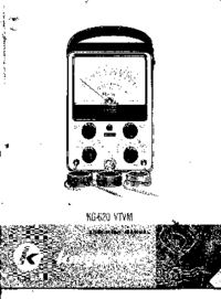 User Manual Knight KG-620