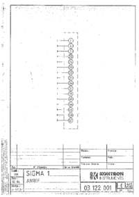Cirquit diagramu KontronMedical Sigma 1