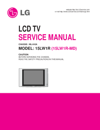 Service Manual LG ML-042A