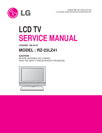 Service Manual LG Chassis ML-041A