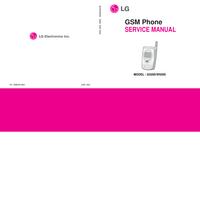 manuel de réparation LG W5200