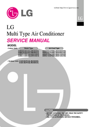 Manuale di servizio LG A3UH363FA0(LMU360HE)