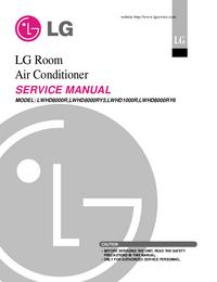 Service Manual LG LWHD8000RY5