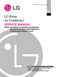 Service Manual LG HBLG8004RB4