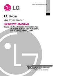 Manual de serviço LG HBLG8004RA4
