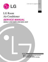 Serviceanleitung LG L1804R