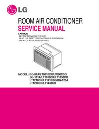 Manual de serviço LG BG-123A