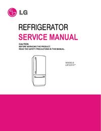 Service Manual LG LB*22515**