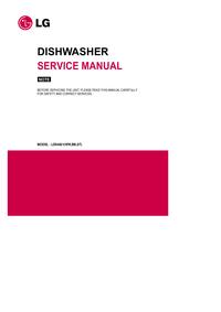 Manuale di servizio LG LDS4821(WW,BB,ST)