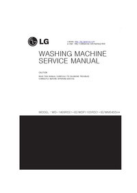 Manual de servicio LG WM3455H*