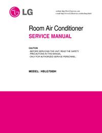 Service Manual LG HBLG7000H