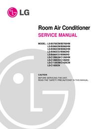 Service Manual LG LS-B0960CM