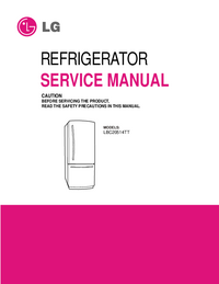 Service Manual LG LBC20514TT