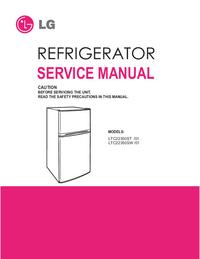 Manuale di servizio LG LTC22350SW /01